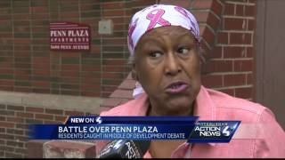 Judge orders standstill at Penn Plaza site in East Liberty