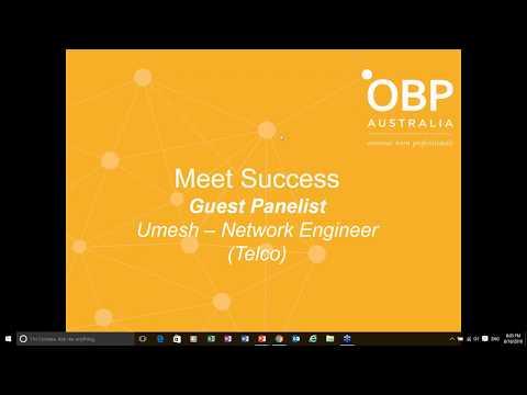 IT Network Engineer - Telco: Umesh