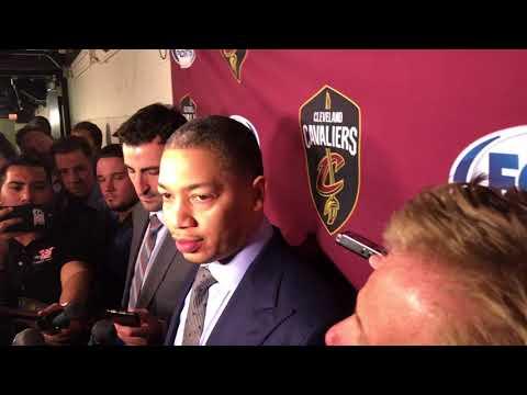 Tyronn Lue says he will change Cavaliers