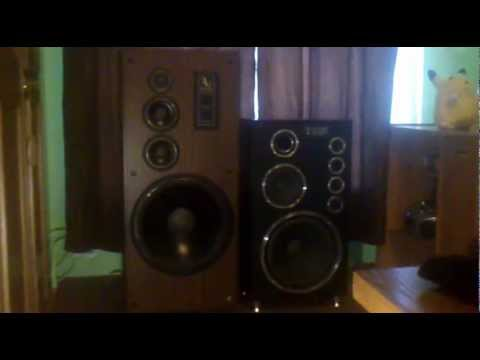 Altus 140 vs Infinity Studio Monitor 155 (24-bit Audiofile Music)