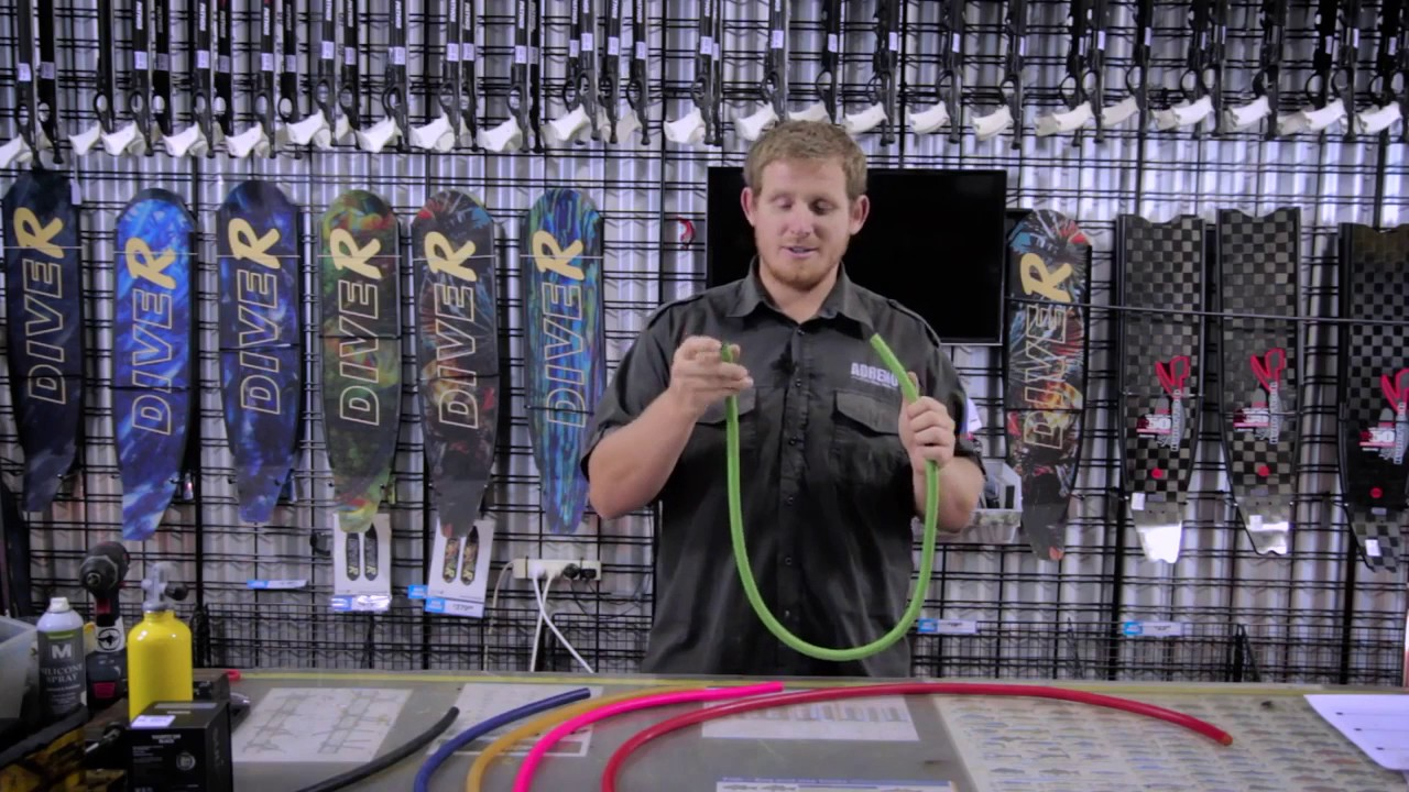 Download How to choose a type of Speargun Rubber w/ Adreno