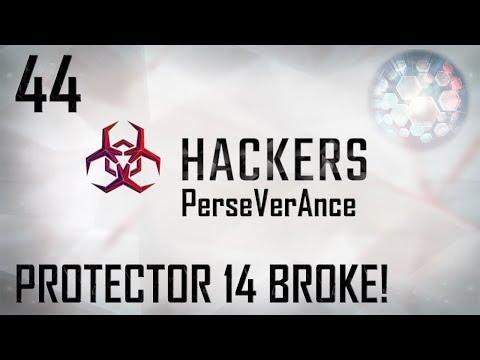 PROTECTOR 14 BROKE!   Hackers - join the cyberwar! [Episode 44]