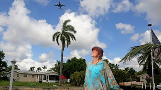 Noise complaints are rising from neighborhoods near Fort Lauderdale airport