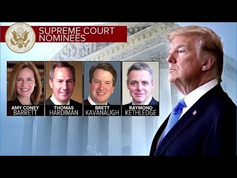 WATCH NOW: President Trump to Announce Supreme Court Pick