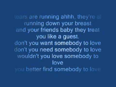 how to love someone lyrics