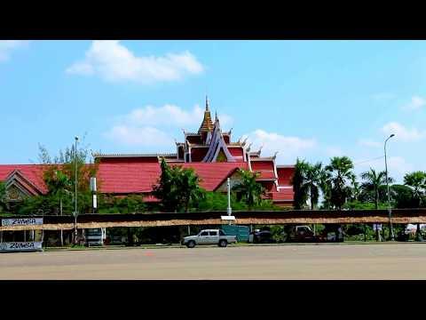 Parliament House of Lao People's Democratic Republic in Vientiane, Lao