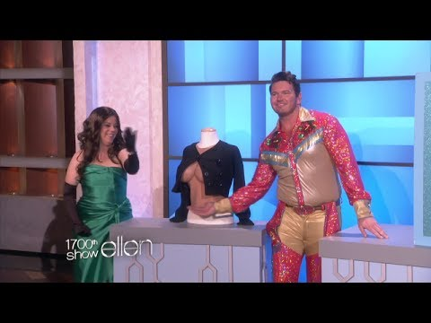 What's in the Box on Ellen's 1,700th Show? on Ellen show