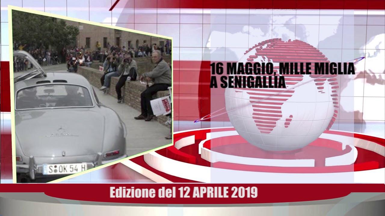 Velluto Notizie Web Tv Senigallia Ed  12 04 19