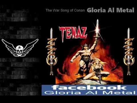 Tenaz The War Song of Conan Cuba