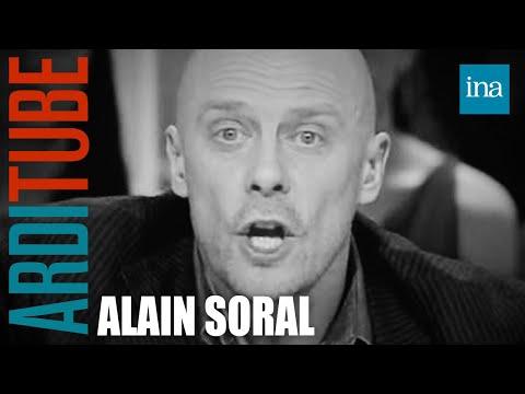Alain Soral sur la société et le désir - Archive INA