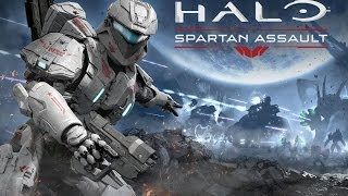 Halo: Spartan Assault Gameplay HD