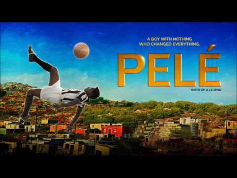 Ginga - Pele Movie - HQ Audio Soundtrack | A R Rahman (feat. Anna Beatriz)