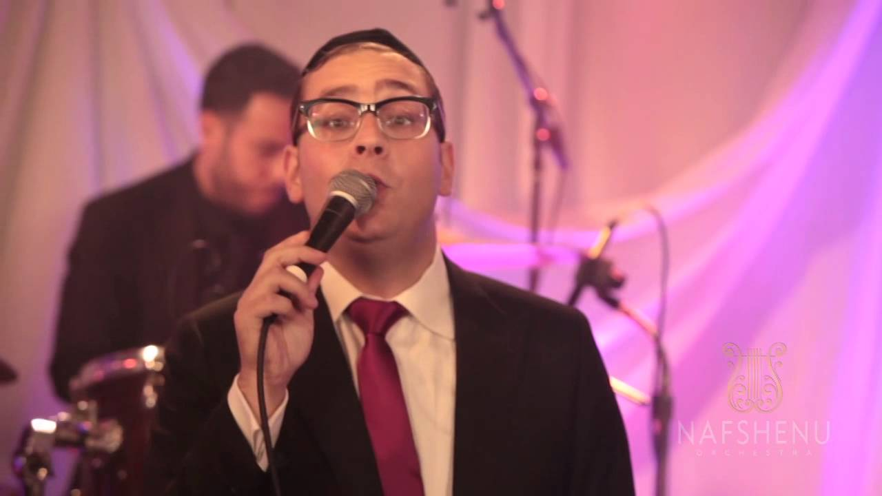 Nafshenu Orchestra Yesh Tikvah Amazing Performance Featuring Dovid Gabay