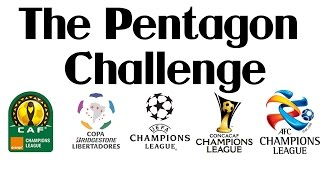 Football Manager 2014 | The Pentagon Challenge | Part 1 - The Long Journey Begins