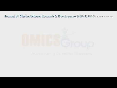 OMICS Group Journal of Marine Science Research & Development 2155 9910 2 109
