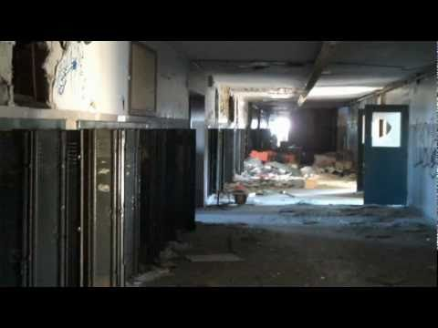 Old Cass Tech High School - Part 1