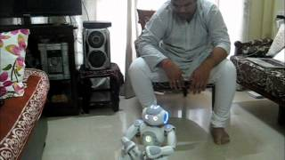 Nao Robot in India: Part 2