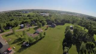 Backyard Speed run with a drone!