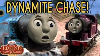 Dynamite Chase! -- Sodor