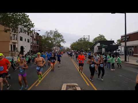 Broad Street Run 2018 - Cellphone Footage