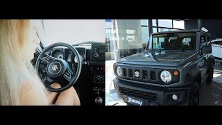 New Suzuki Jimny 2019 Best 4x4 SUV Walk Around