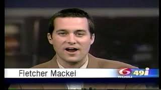 WDSU New Orleans 10 PM News - October 9, 2005