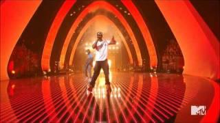 Kanye West & Jay-Z - Otis Live Performance VMA 2011