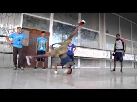 BBOY CJ NINJA CREW - TRIPOLI - LIBYA 2013 - BY - RAY-ONE (A-O-E)