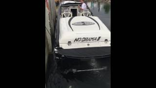 Music to My Ears: 46 Cigarette Racing Boat
