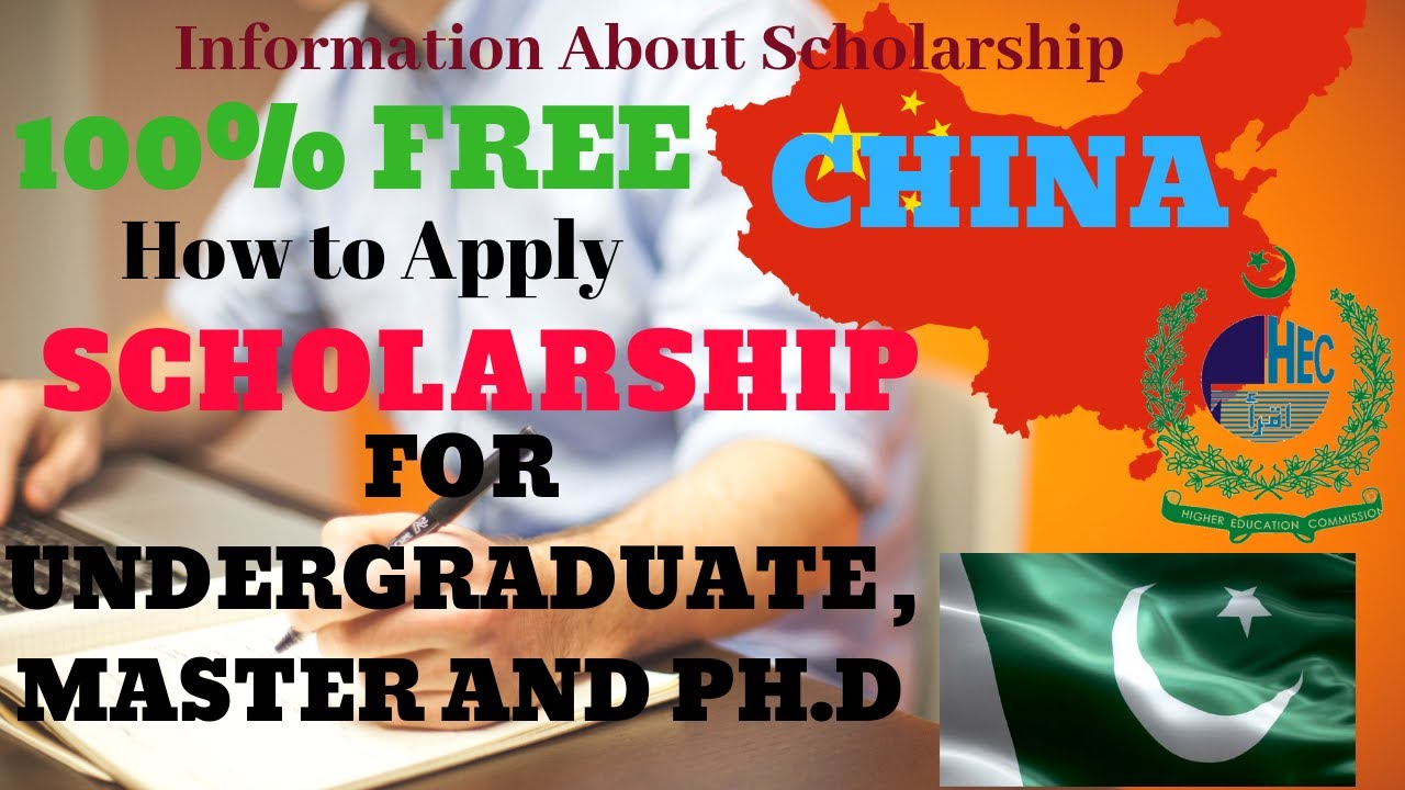 Full Scholarship Easly Apply in China Universities for Pakistani Students.