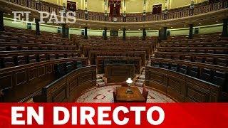 DIRECTO CONGRESO | Arranca la XIII LEGISLATURA, en la que BATET presidirá la Cámara