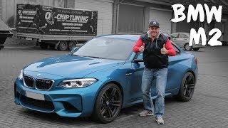 OK-Chiptuning - BMW M2 F87 LCI |  443PS / 610Nm.