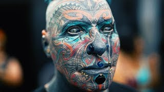 CRAZIEST TATTOOS YOU'll EVER SEE