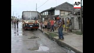 Preps, Thousands Evacuated, Hurricane Moves On
