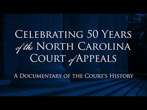 Court of Appeals 50th Anniversary Documentary