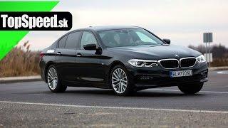 Test BMW 540i Sport xDrive G30 TopSpeed.sk
