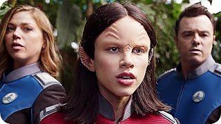 THE ORVILLE Trailer SEASON 1 (2017) Seth McFarlane Fox Series