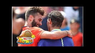 Benoit Paire: 'I don't expect anything special against Rafael Nadal'