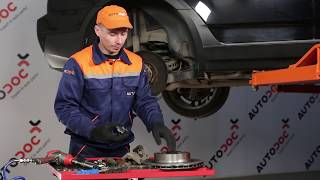 Comment changer Kit de plaquettes de frein BMW X3 (E83) - video gratuit en ligne