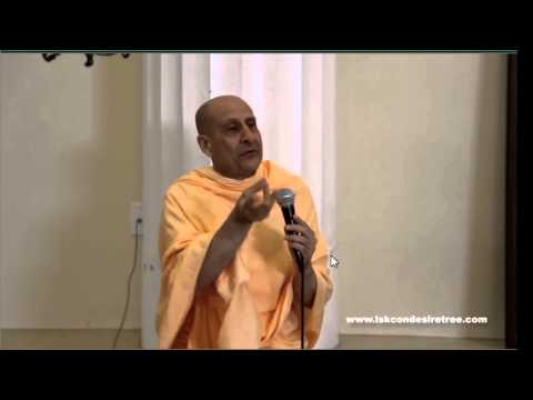 Western Outreach by Radhanath Swami