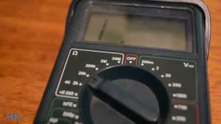 Как правильно измерить сопротивление вв проводов