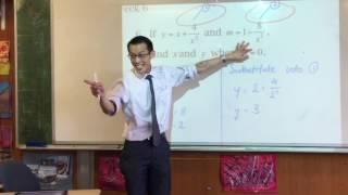 Y11 Maths Ext 1 Quiz (1 of 2: Algebraic manipulation)