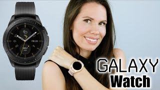 SAMSUNG GALAXY WATCH | Unboxing & Review