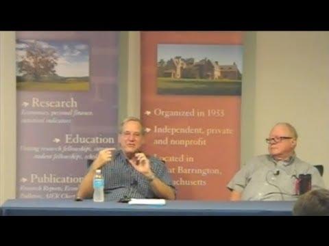 David C. Colander: Economic Methodology [AIER Lectures]