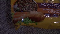 Best Dog Food Brands!! Pedigree Active Senior!! Roasted Chicken, Rice and Vegtable Flavor!! Yummy!!