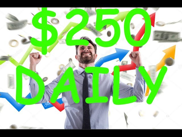 ✅ How to earn money online 2018 (How to earn $250 daily online) ✅