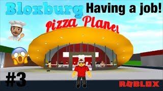 Roblox Bloxburg | Having a job! #3