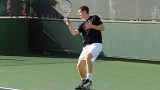 Andy Murray - Forehands in Slow Motion