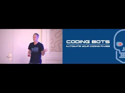 CON4538 - Rise of the Machines: Automate Your Development