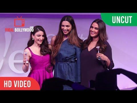 UNCUT - #FeeltheBreeze | Deepika Padukone, Neha Dhupia, Soha Ali Khan | Gillette Venus